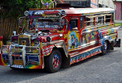 jeep philippines drawing bradpetehoops jeepney