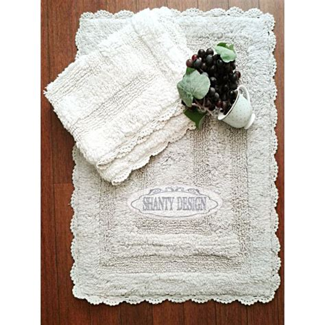 tappeti country chic tappeto bagno roma 2 shabby chic zerbini tappeti