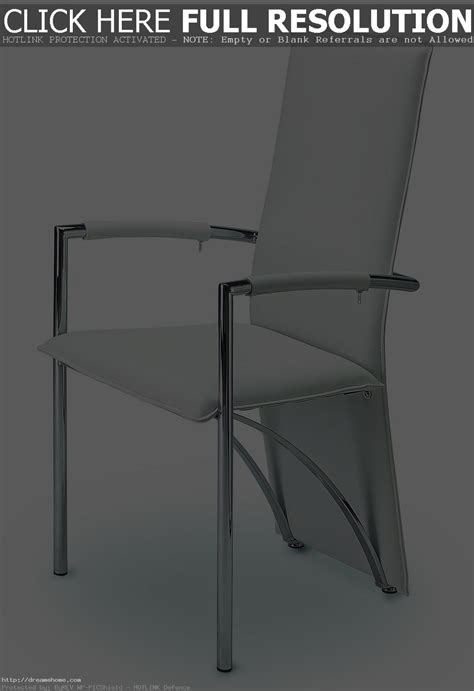simple modern dining room chair white dreamehome