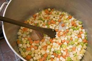 Mirepoix: The All-Powerful Trio of Aromatic Vegetables