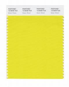 BUY Pantone Smart Swatch 13-0648 Green Sheen