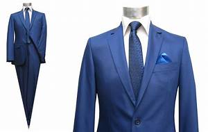 Hochzeitsanzug Herren Blau : anzug uni schurwolle muga herrenausstatter hochzeit mode ~ Frokenaadalensverden.com Haus und Dekorationen