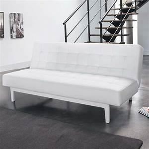 Clic clac design par maison du monde for Canapé lit maison du monde