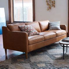 1000 ideas about brown leather sectionals on leather sectionals leather sectional