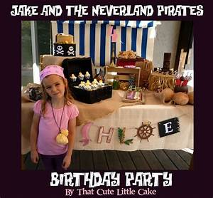 Jake And The Neverland Pirates Jakes Birthday Bash | Party ...