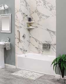 best tub surround material most popular bathtub material comparison pros and cons