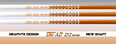 graphite design tour ad di new graphite design tour ad di 6s shaft