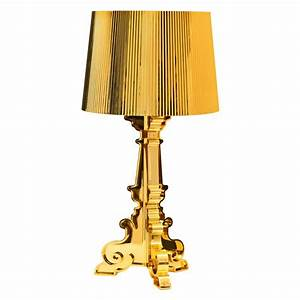 Gold Bourgie Style Lamp Cult Furniture UK