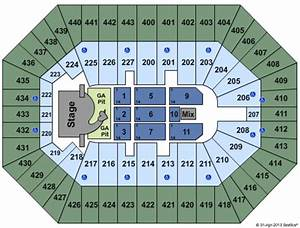 Bmo Harris Bradley Center Tickets In Milwaukee Wisconsin