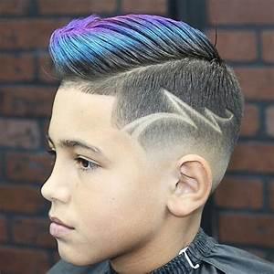 Coupe Cheveux Garcon : top 100 coiffures enfants coupe de cheveux homme ~ Melissatoandfro.com Idées de Décoration