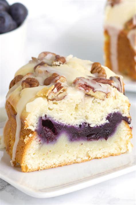 Need a light summer time cake recipe? Fresh Blueberry Coffee Cake   Recipe   Lemon coffee cake recipe, Blueberry recipes, Coffee cake