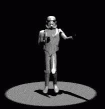 Dancing Storm Trooper GIF - Dancing StormTrooper StarWars ...