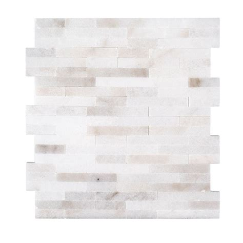 home depot mosaic tile jeffrey court cotton valley 11 5 8 in x 12 5 8 in x 10