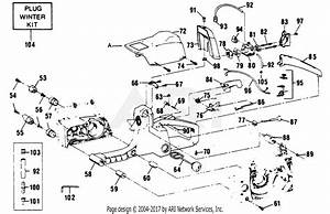 Poulan 3000cb Gas Saw Parts Diagram For Rear Handle  U0026 Fuel