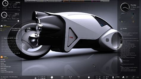 This article is about the light cycle seen in tron: Widgets enhances your desktop experience by making it more informative, ease of access to ...