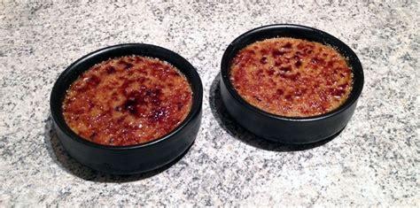 chalumeaux de cuisine recette de crème brûlée au foie gras cuisine