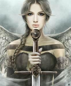 Angel Warrior | SEXY FANTASY ART | Pinterest