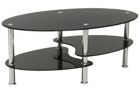 cara coffee table black glass cara black glass coffee table