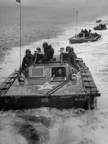 Amphibious Tractor WWII