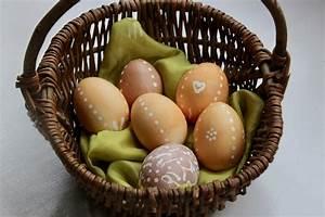 Basteln Mit Wachs : sorbische wachs eier mit kindern basteln hans natur blog ~ Orissabook.com Haus und Dekorationen