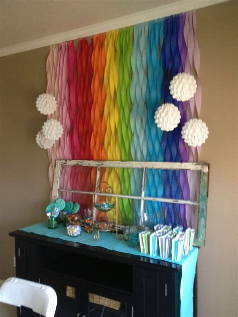 Ideas With Streamers by 17 Best Images About Streamer Decor On