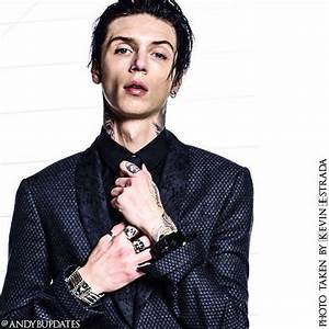 1220 best images about Andy Biersack on Pinterest | He is ...
