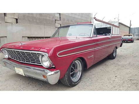 1964 Ford Falcon For Sale by 1964 Ford Falcon For Sale Classiccars Cc 990411