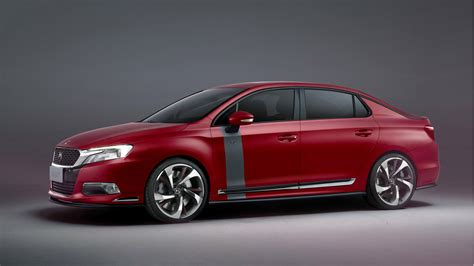 Citroen Automobiles by Citroen Ds5 Ls R Concept 300hp And 400nm