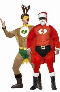 Origineel Duo Super Kerst Verkleedkostuum