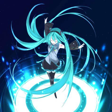 Vocaloids Images Miku Hatsune Twirl Hd Wallpaper And