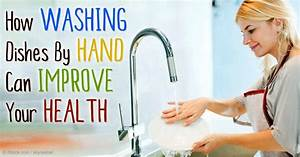 Washing Dishes Mindfully May Enhance Your Well