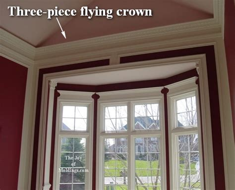 recessed ceiling crown molding crown molding on cathedral no crown molding on vaulted ceilings the of moldings