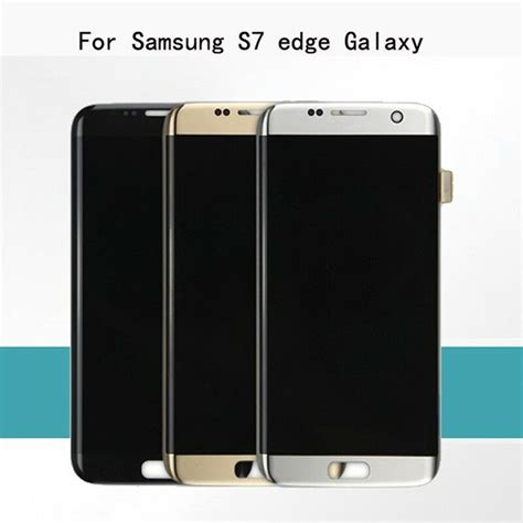 lcd screen touch digitizer assembly for samsung galaxy s7