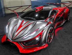 Inferno Supercar Concept Melts Forth From Mexico