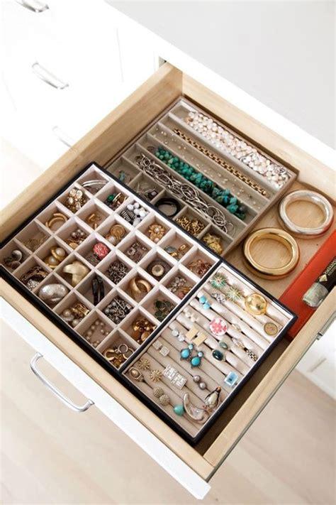 jewelry drawer organizer best way to organize jewelry page 5 of 6 this s