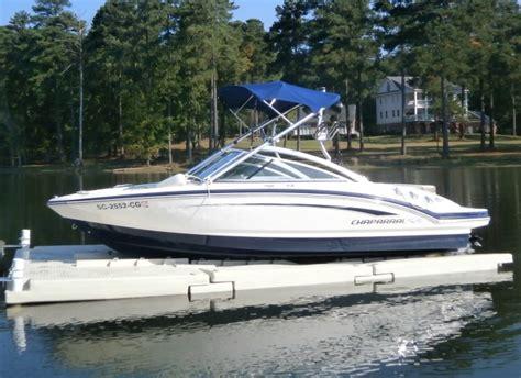 Jet Boat Floating Docks by Best Valued Watercraft Boat Dock Floats