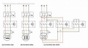 Cara Membalik Arah Putaran Motor Star Delta
