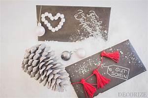 Gutscheine Verpacken Weihnachten : ein herz f r den geschenk gutschein diy verpackung f r weihnachten decorize ~ Eleganceandgraceweddings.com Haus und Dekorationen
