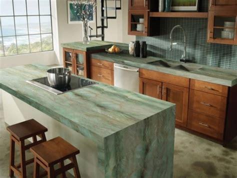 25 Unique Kitchen Countertops : 30 Unique Kitchen Countertops Of Different Materials