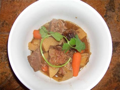 niku jaga japanese beef stew in the crock pot recipe food