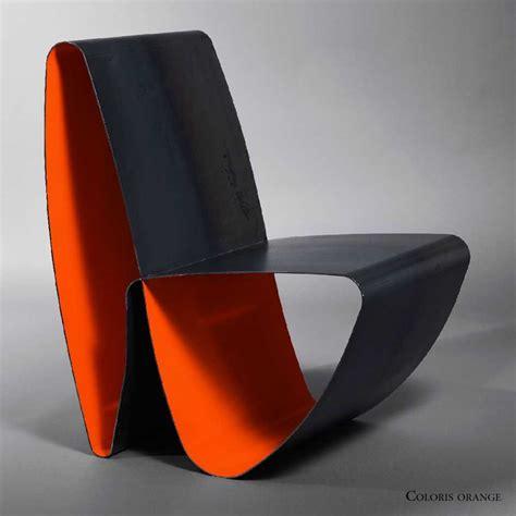 chaise de luxe chaise de luxe en acier design infini