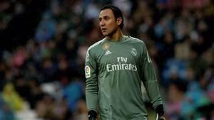LaLiga Levante Vs Real Madrid Keylor Navas Receives A