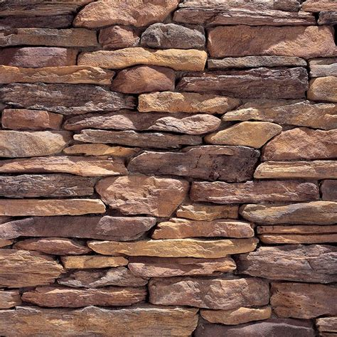 Manufactured Stone Veneer Bluffstone