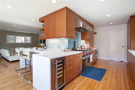 mid century modern kitchen design photo page hgtv 9164