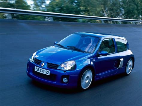 Renault Sport Clio V6 by Renault Clio V6 Renault Sport Picture 02 Of 32 Front