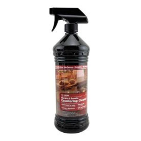 shop tile guard 32 oz marble and granite cleaner at lowes