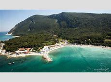 Italy, Marche, Ancona, Spiaggia di Portonovo TRIPinVIEW