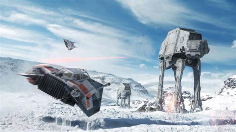 Star Wars Empire Strikes Back Wallpaper Battle Of Hoth Art Snowspeeder Hd Wallpaper No 1 Hd Star Wars Wallpaper Backgrounds