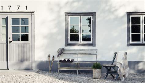 Scandinavian Country House by A Scandinavian Minimalist Country Home Rue
