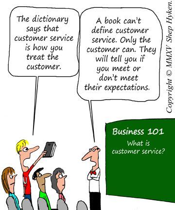 Definition Of Customer Service Exle by What Is Your Definition Of Customer Service Business